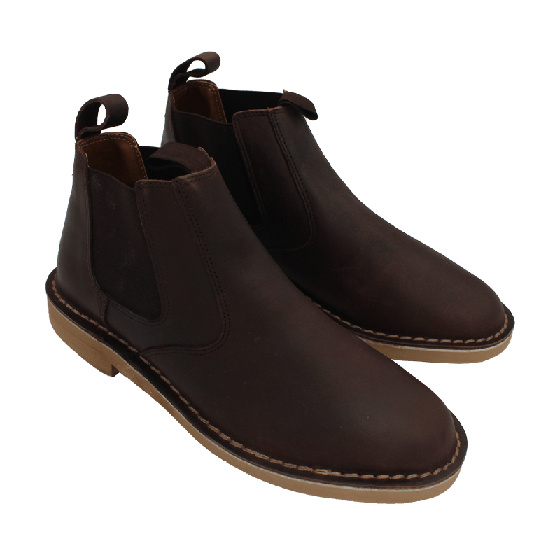 Rugged SA Mens Wilder Chelsea Leather Boot