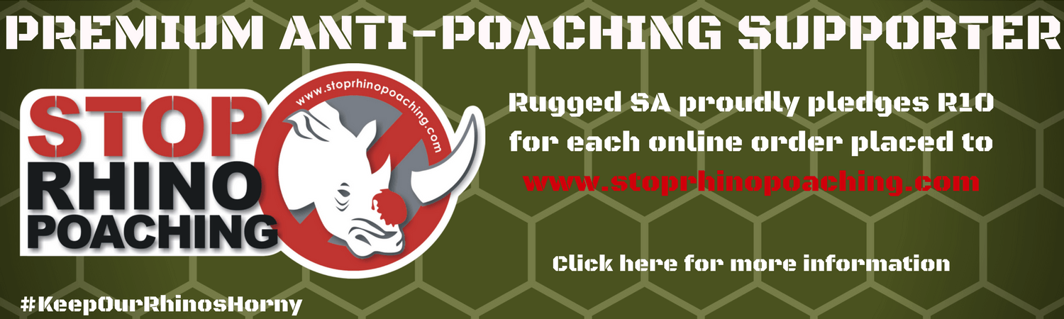 Rugged SA Anti-Poaching