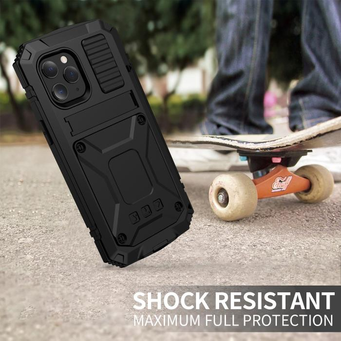 Rugged SA R-Just 360 Tank Armor Case for iPhone 12 Pro Max