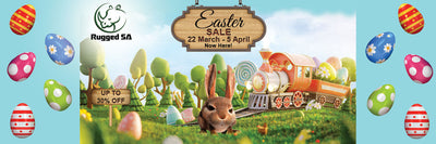 EASTER SALE IS NOW HERE