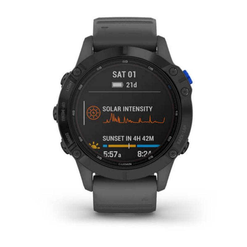 Rugged SA Garmin Fenix 6 Pro Solar Smart Watch