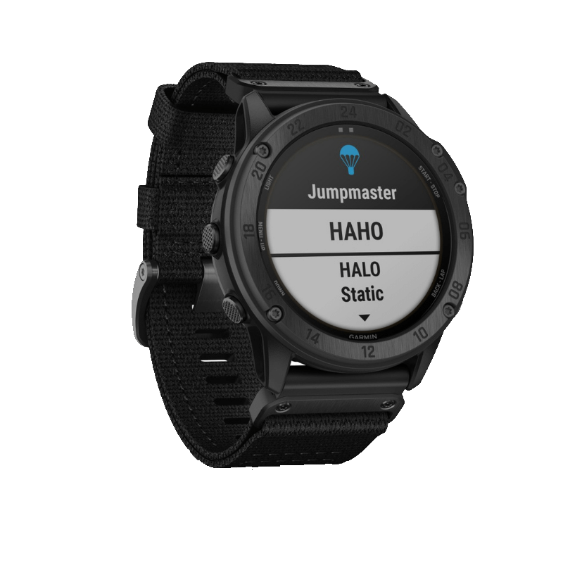 Rugged SA Garmin tactix® Delta Premium Tactical GPS Smart Watch  - Sapphire Edition