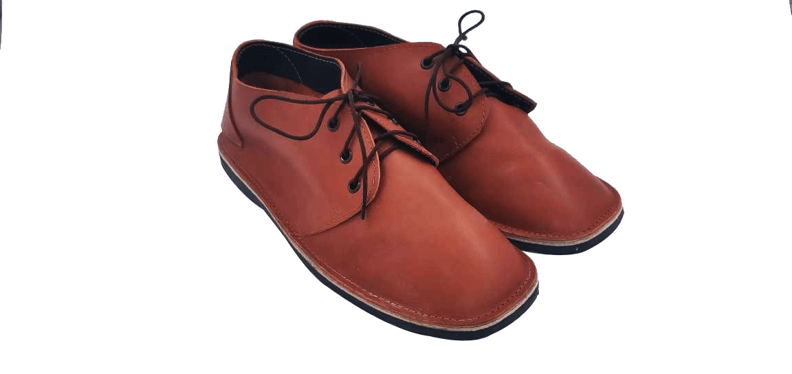 Mens Chester Tabacco Vellies