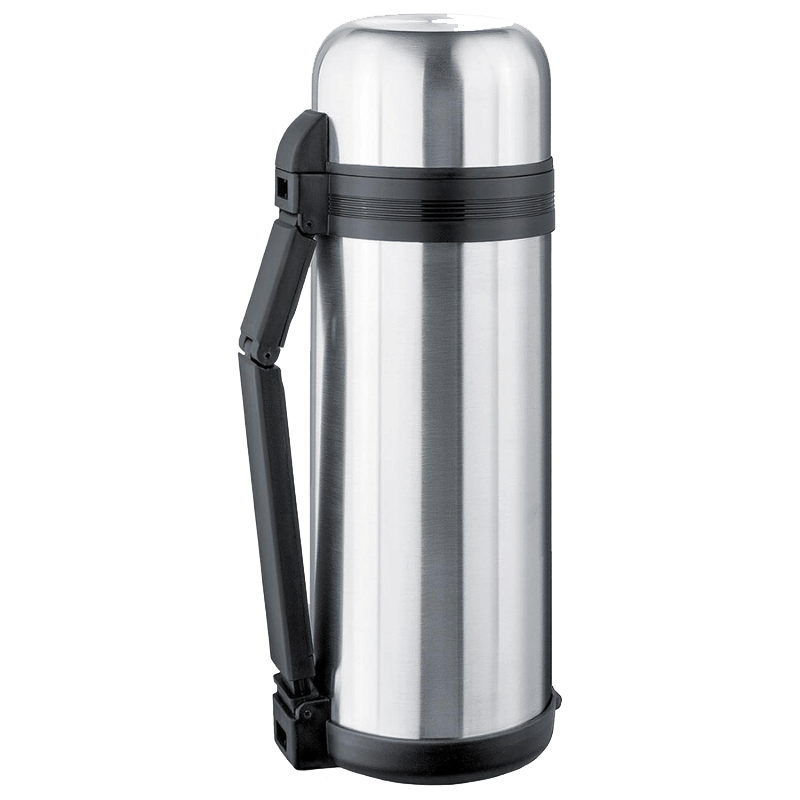 Rugged SA Isosteel Screw 1.8L Stainless Steel Flask