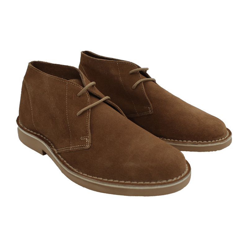 Rugged SA Mens Kaine Leather Vellies
