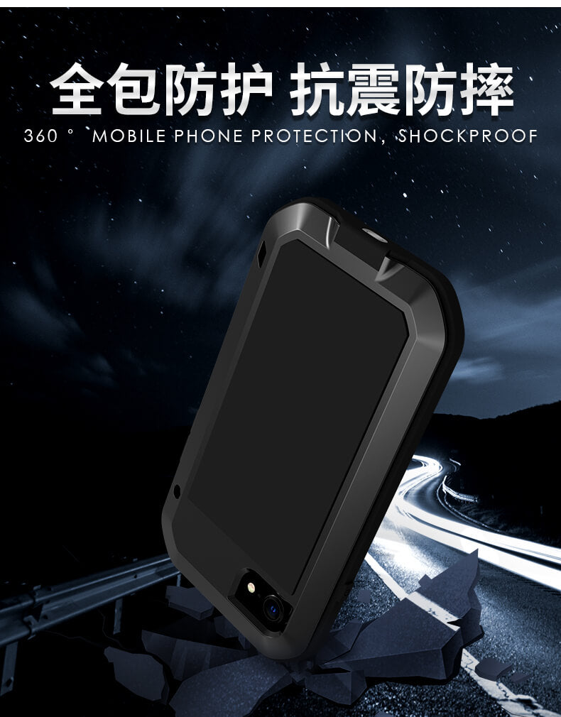 Rugged SA LOVE MEI Powerful Series For iPhone 7/8/SE