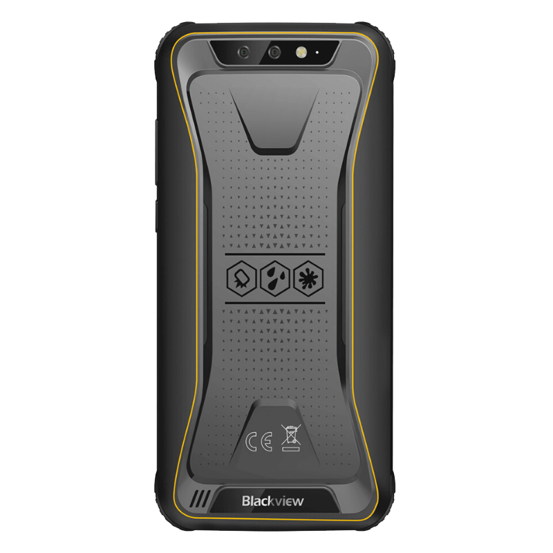 Rugged SA Blackview BV5500 Plus Rugged Android 10 Smartphone - 3GB, 32GB, IP68