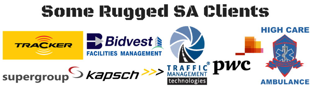 Rugged SA Clients