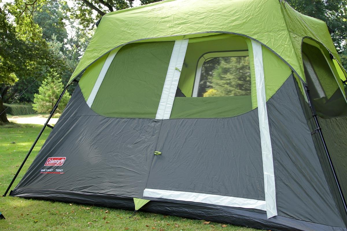 Rugged SA Coleman Tent FastPitch Instant Cabin 6 2000026680