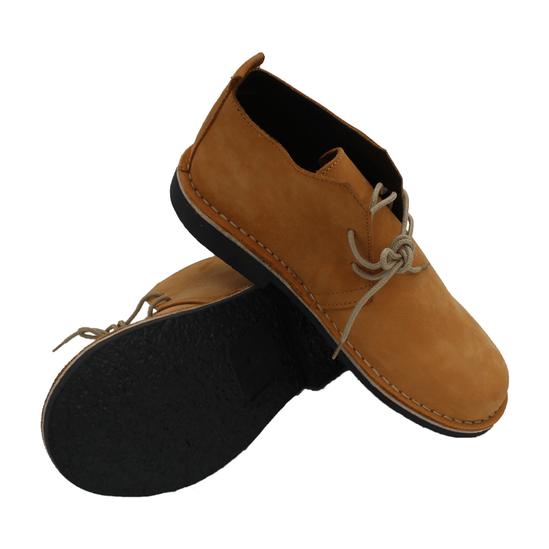 Rugged SA Men's DKW-Vastrap Vellie Camel