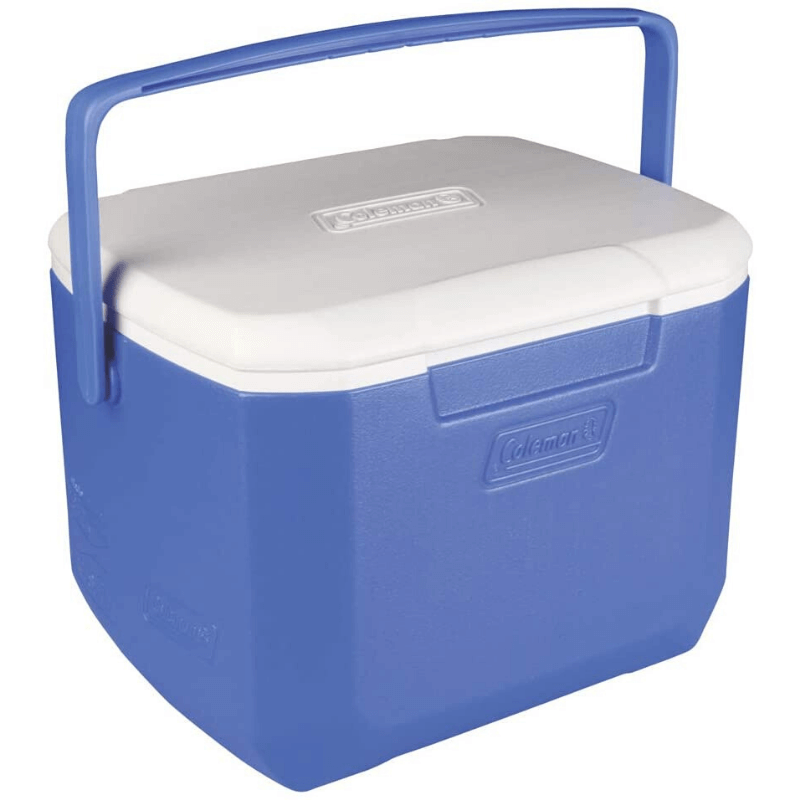 Rugged SA Coleman Excursion 15L Blue Cooler