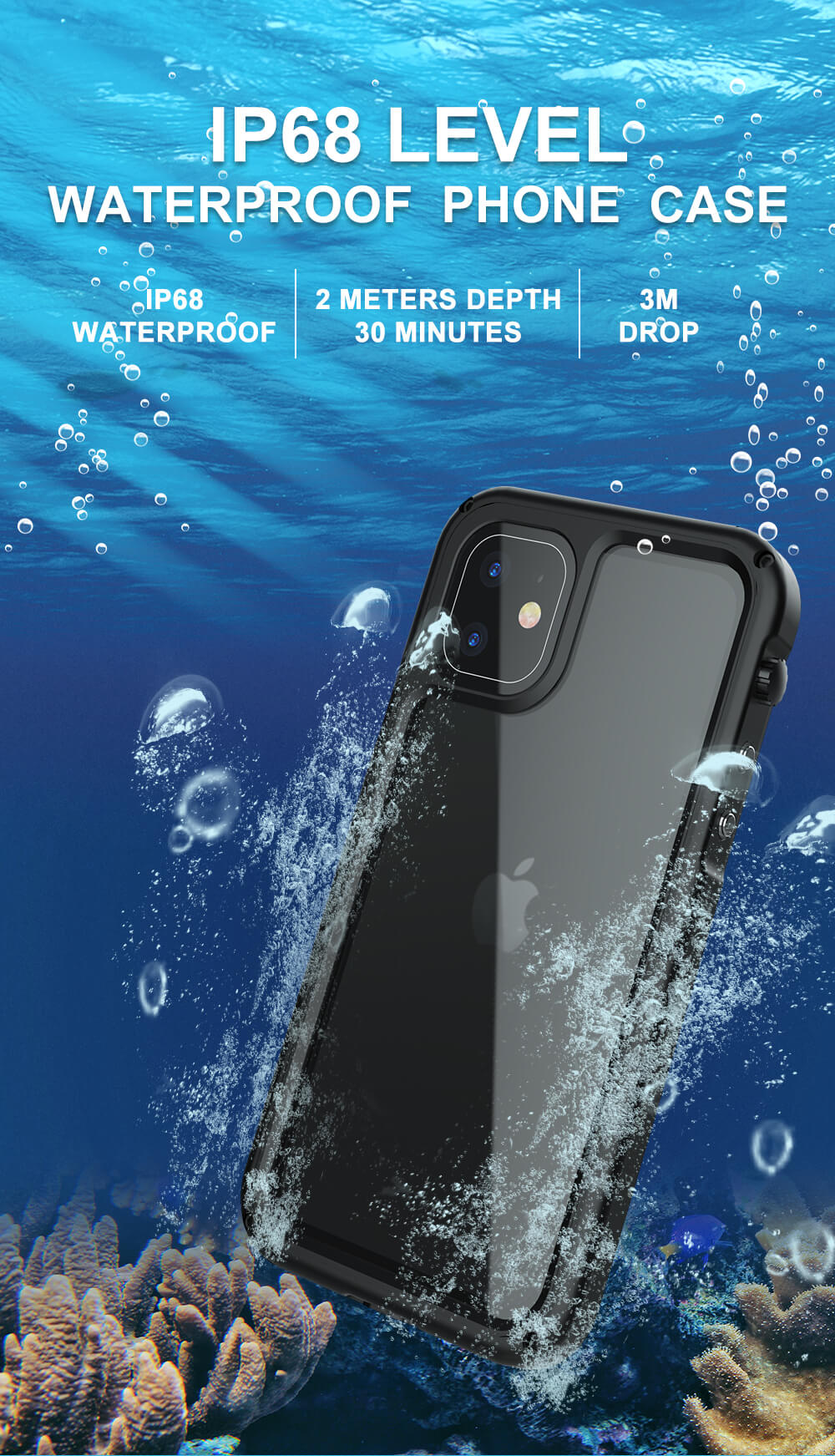 Rugged SA Gladiator Case for Iphone 11