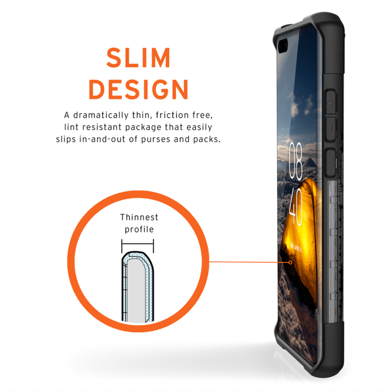 Rugged SA UAG Plasma Rugged Cover - Huawei P40 Pro