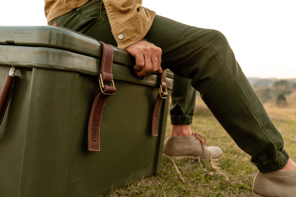Rugged SA Rogue 75L Canvas Ice Cooler #ROGUE 005
