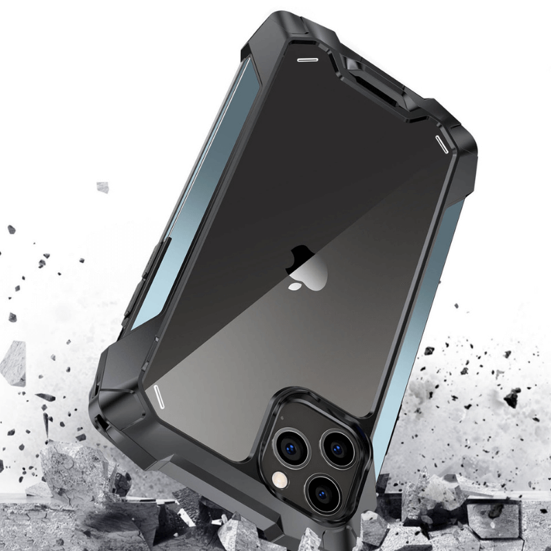 Rugged SA ELITE Tank Armor Case for iPhone 12/12 Pro