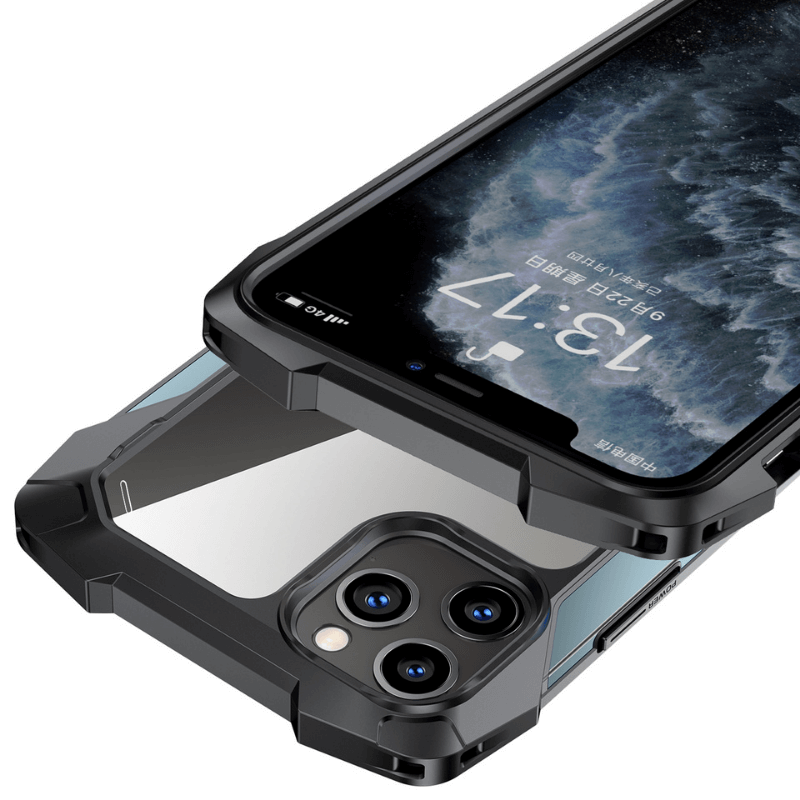 Rugged SA ELITE 360 Tank Armor Case for iPhone 11