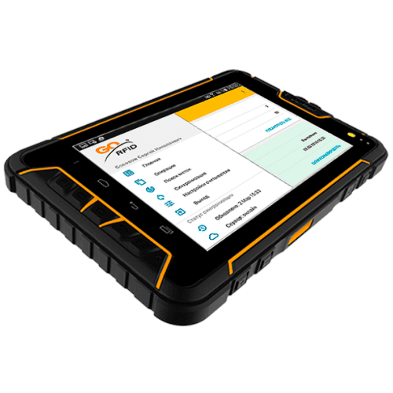 Rugged SA Titan 2.0 7 Android 9.0, 2GB, 16GB, 1D2D Rugged Scanning Tablet