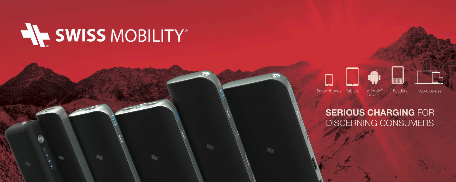 Swiss Mobility Rugged Power Bank South Africa