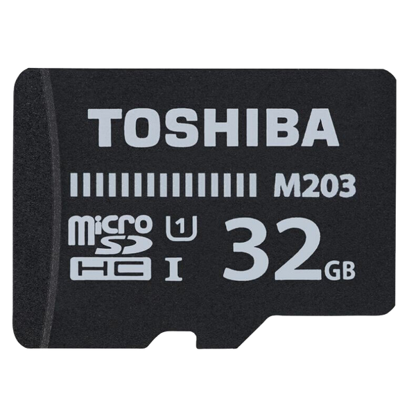 Rugged SA Toshiba 128GB microSDXC UHS-I Memory Card