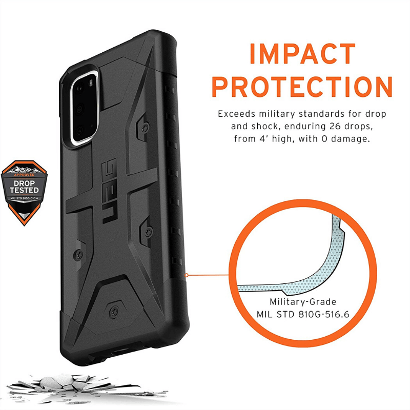 Samsung Galaxy UAG Pathfinder SERIES Rugged Cover Samsung Galaxy S20