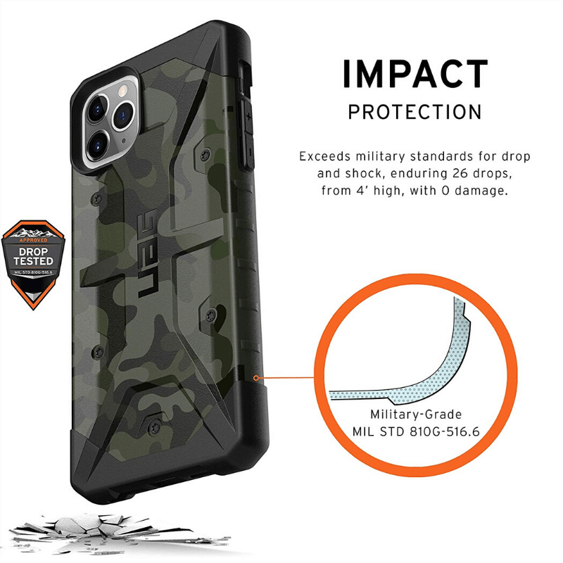 UAG Pathfinder SERIES Rugged Cover iPhone 11 Pro Max