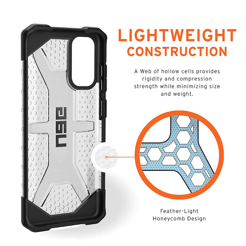 Rugged SA UAG Plasma SERIES Rugged Cover Samsung Galaxy S20 Plus