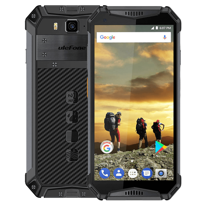 UleFone Armor 3W Rugged SA