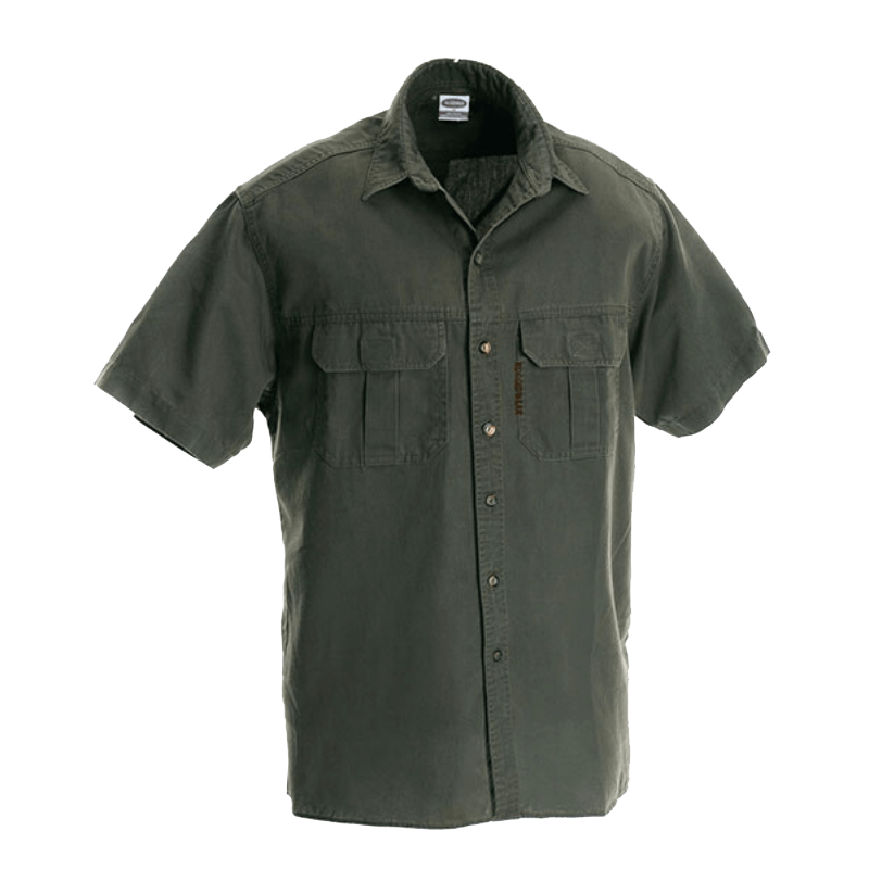 Rugged SA Rugged Wear Wag 'n Bietjie Short Sleeve Shirt