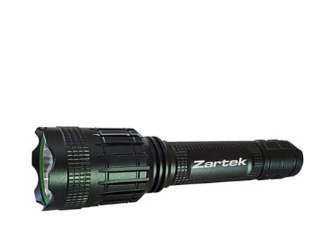 Rugged SA Zartek ZA-415 LED Flashlight Torch