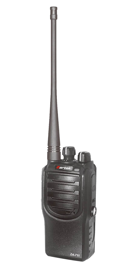 Rugged SA Zartek ZA-711 VHF High Power Two-Way Radio