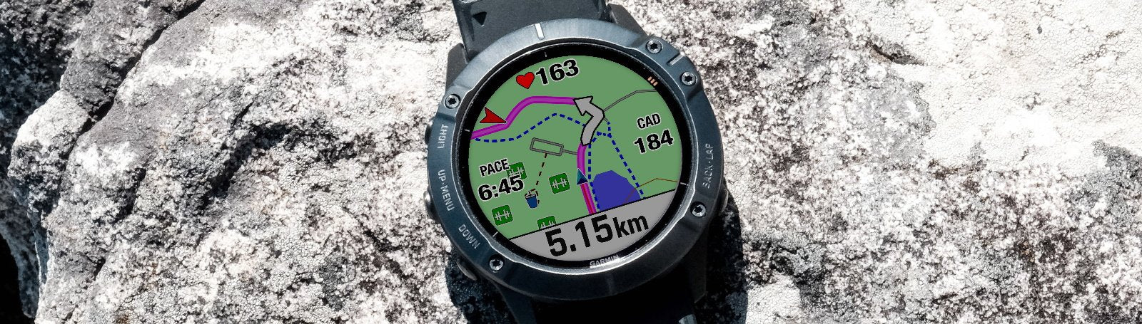 Rugged SA Garmin fēnix 6 Pro Smart Watch