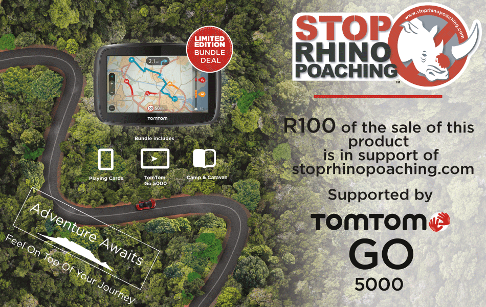 Stop Rhino Poaching Rugged SA