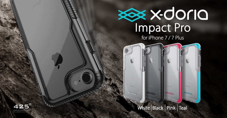 X-Doria IMPACT PRO Rugged Cover - iPhone 7