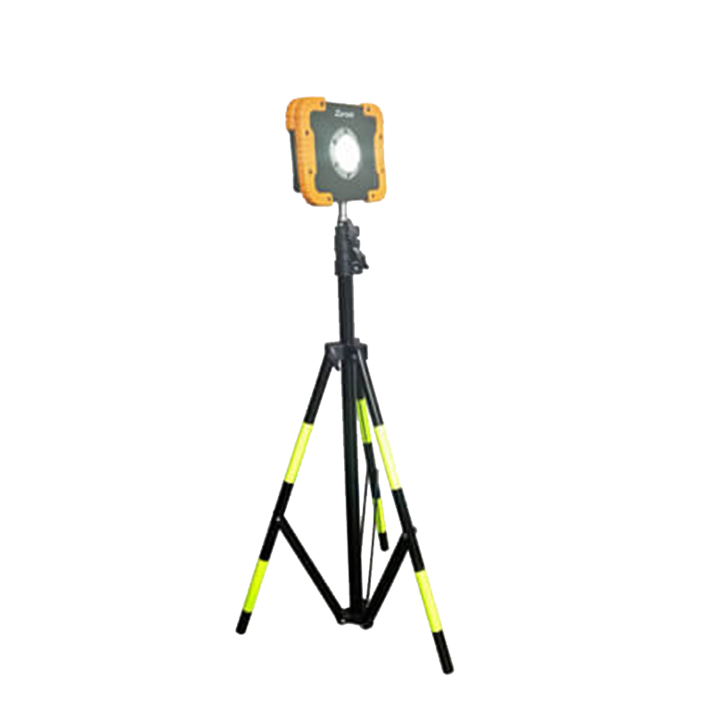 Rugged SA Zartek Za-448-T USB Rechargeable LED Worklight with TRIPOD STAND & Powerbank