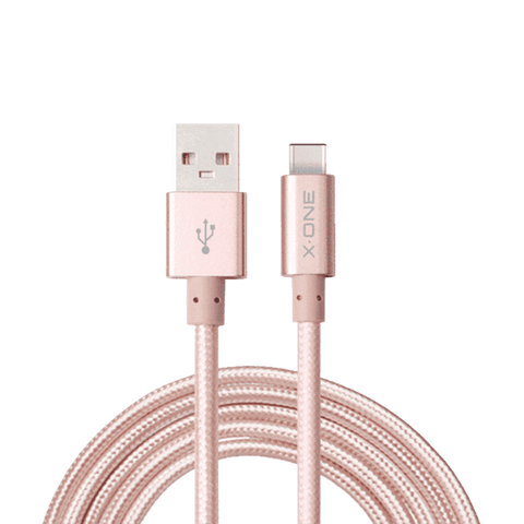Ultra Rugged 1.5m Charging Cable for Android and USB-C Devices