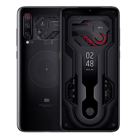 Xiaomi MI 9 Android 9 Smartphone, Dual-SIM, 48MP Camera