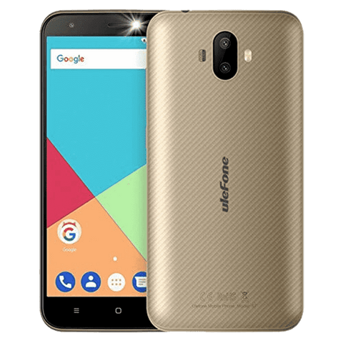 UleFone S7 Android 7.0 Smartphone - 2GB, 16GB, Dual-SIM