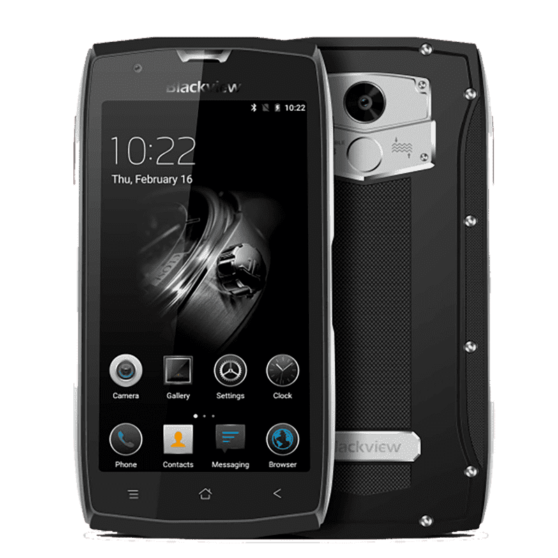 Blackview BV7000 Rugged Android 7.0 Smartphone - 2GB, 16GB, Dual-SIM, IP68