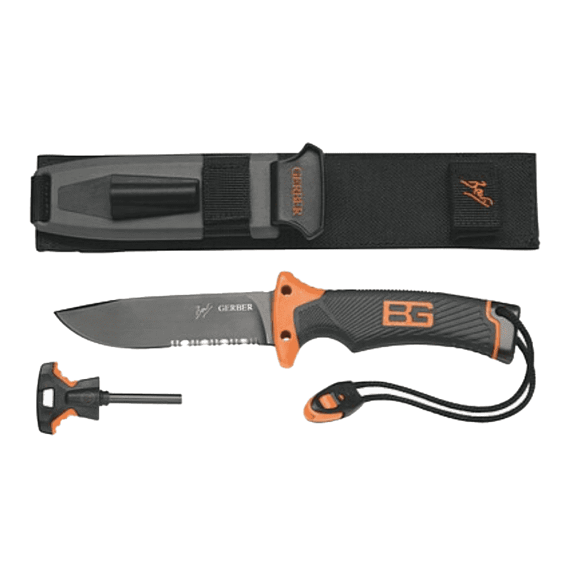 Gerber Bear Grylls Ultimate Fixed Rugged Blade Knife