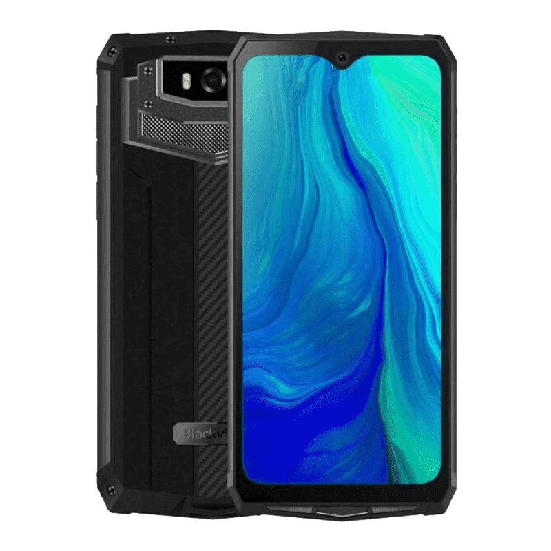 Blackview BV9100 Rugged Android 9.0 Smartphone - 4GB, 64GB, IP68, Dual SIM Grey