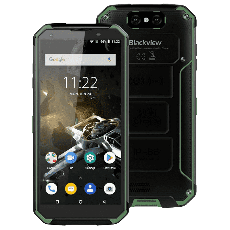 Rugged SA Blackview BV9500 Pro