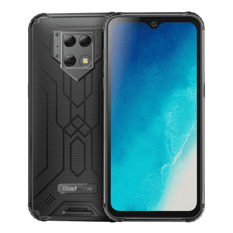 Blackview BV9800 Rugged Android 9.0 Smartphone - 6GB, 128GB, IP68 & IP69, Dual SIM