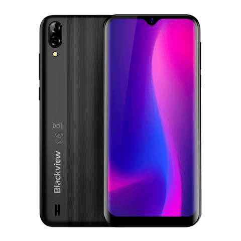 Blackview A60 Android 8.1 Smartphone - 1GB, 16GB, Dual-SIM