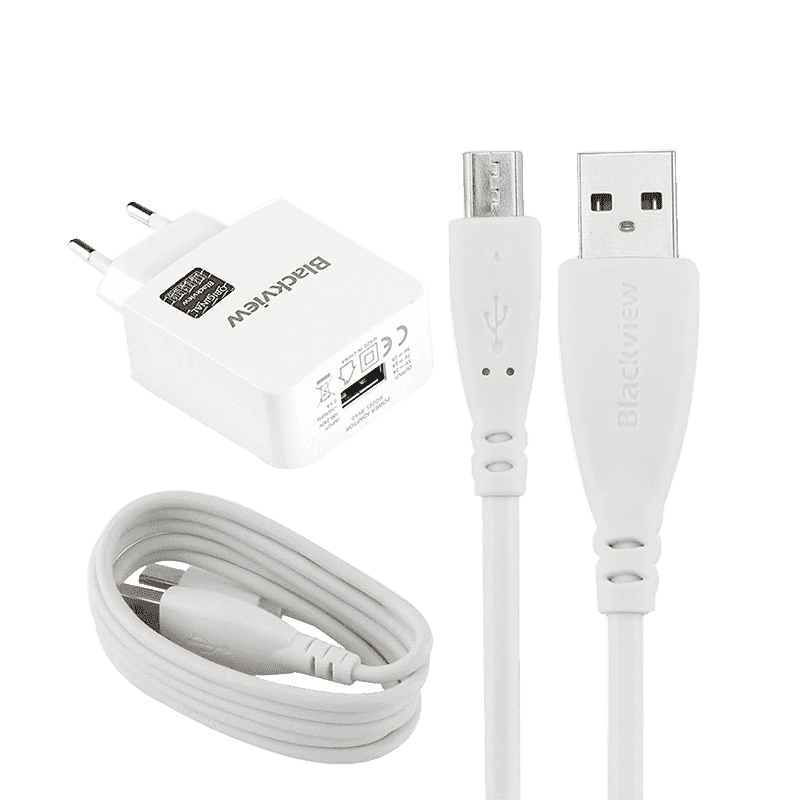 Blackview Rugged Smartphone USB Cable - Blackview Range