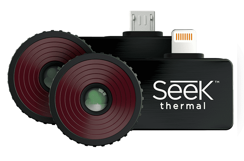 Seek Thermal CompactPro IOS STD