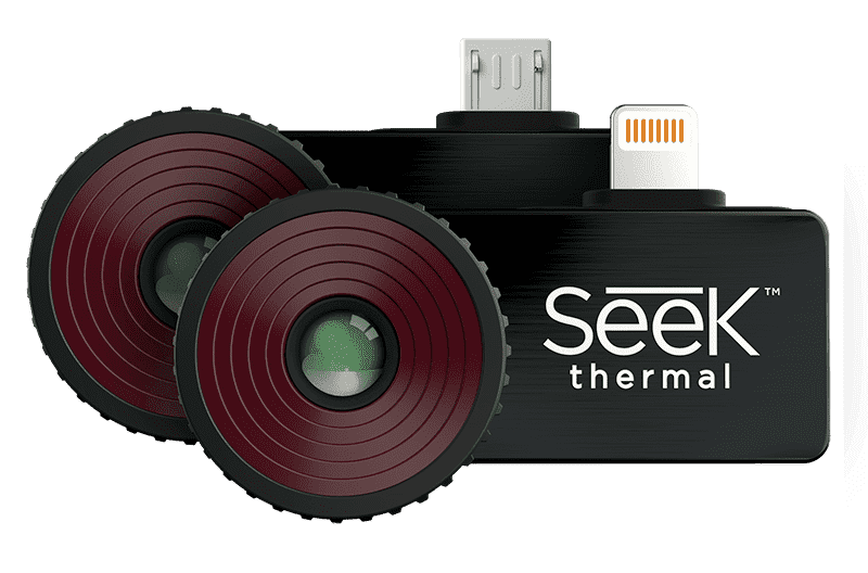 Seek Thermal CompactPRO IOS FF