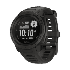 Rugged SA Garmin Instinct Outdoor Smart Watch Graphite