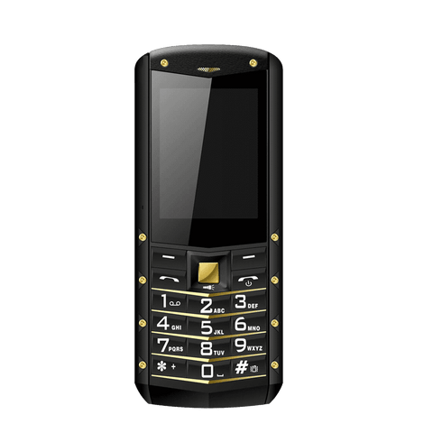 AGM M2 Rugged Mobile Phone - IP68, Dual-SIM