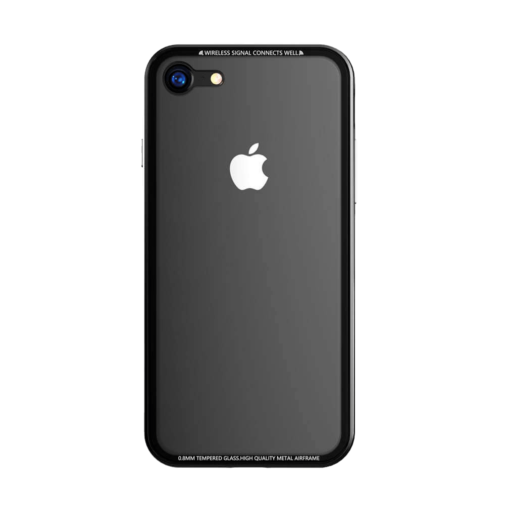 R-Just Hermit Metal Shockproof Shell cover for iPhone 7/8 Plus