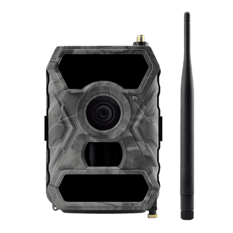 InstaCam 12MP Trail Camera, 3G Capable, InstaCombo Solar
